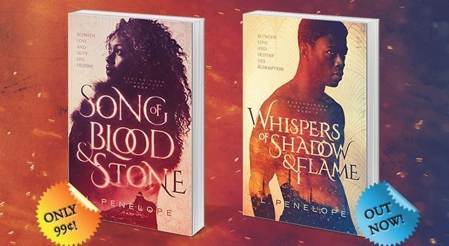 Whispers of Shadow & Flame now available!