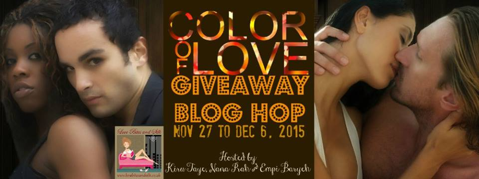 Color of Love Blog Hop: The Unwashed Cover