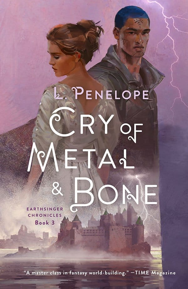 Cry of Metal & Bone by L. Penelope