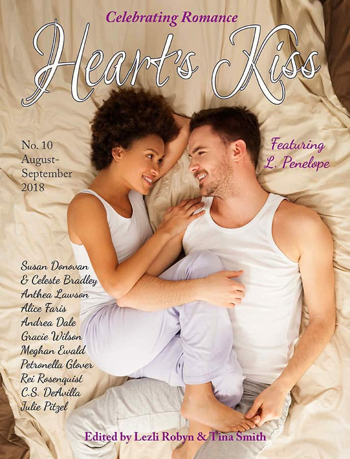Heart's Kiss – Issue 10