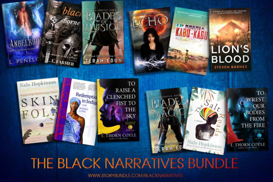 Black Narratives Storybundle