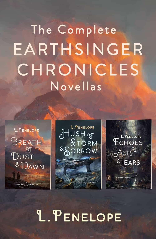 The Complete Earthsinger Chronicles Novellas
