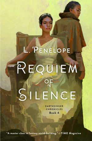 Requiem of Silence cover