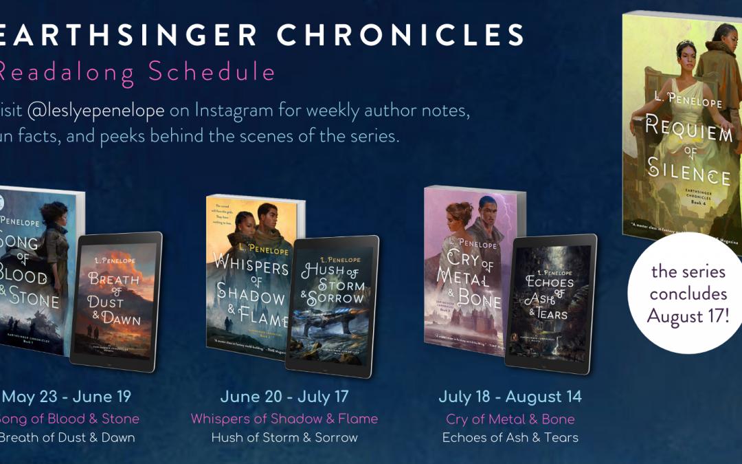 Earthsinger Chronicles Readalong