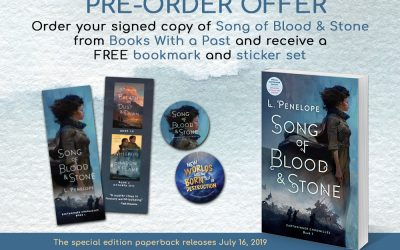 Song of Blood & Stone pre-order offer!