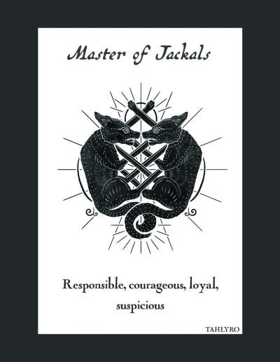 Master of Jackals