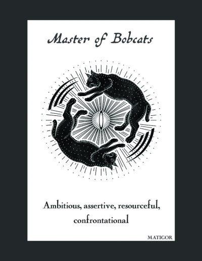 Master of Bobcats
