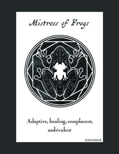 Mistress of Frogs