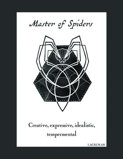 Master of Spiders