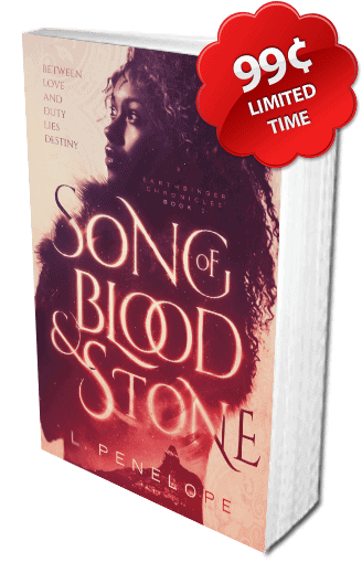 Song of Blood & Stone $.99 sale – one week only!