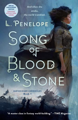 Song of Blood & Stone paperback