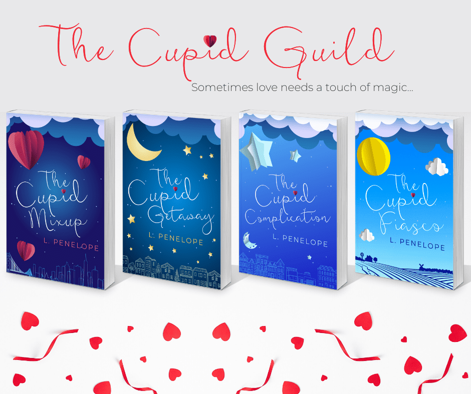 The Cupid Guild by L. Penelope